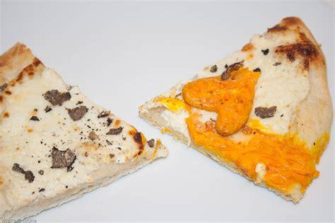 cucina tartufo pizza con tartufo e uovo ricette di cucina