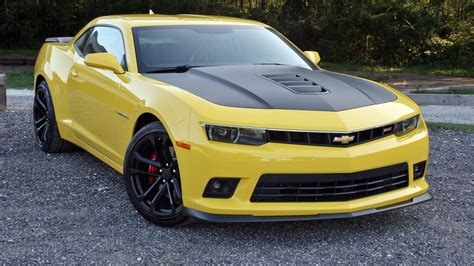 top speed of camaro ss 2015 chevrolet camaro ss 1le driven review top speed