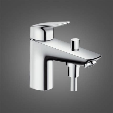 hansgrohe bathtub hansgrohe logis single lever bath shower mixer uk bathrooms