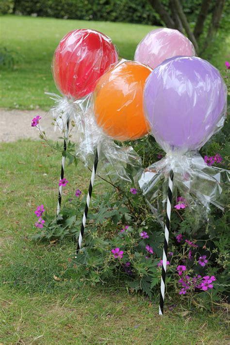 diy lollipop decorations cool balloon diy projects 25 stylish