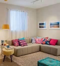 Uma Floor L Como Decorar Uma Sala Pequena Ou Grande 60 Ideias Sensacionais