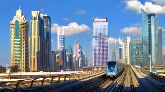 Dubai Hd Pic by Uae Dubai City Metro In Hd Very Long Most Of The Route