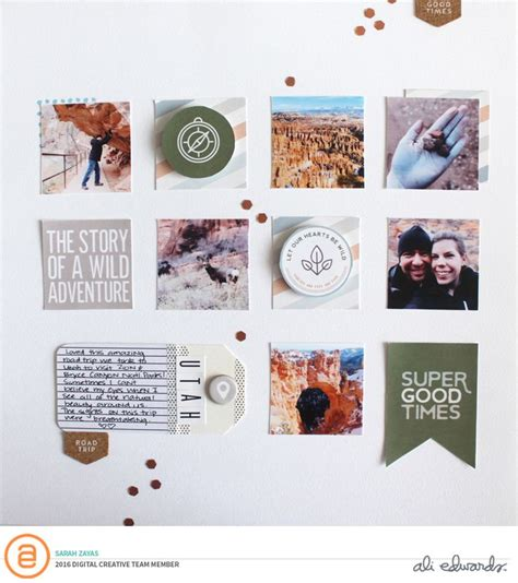 Creative Manifesto By Ali Edwards by 1073 Best Images About Scrapbooking On