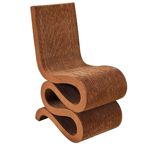 Wiggle Chair by Wiggle Chair By Frank O Gehry Special Edition For