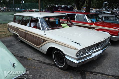 country ford 1963 ford country squire information and photos momentcar