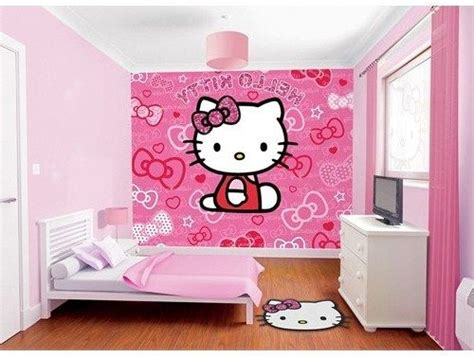hello kitty wallpaper for bedroom hello kitty bedroom wallpaper gallery