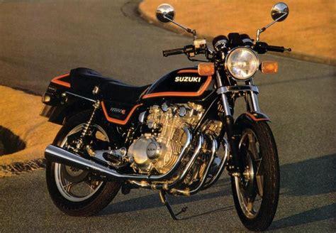 Suzuki Gs550 1981 Suzuki Gs 550 E Moto Zombdrive