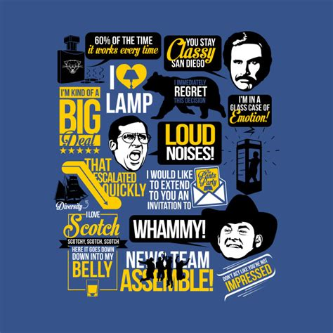 anchorman quotes pattern on the pants anchorman the legend of ron burgundy quotes t shirt the
