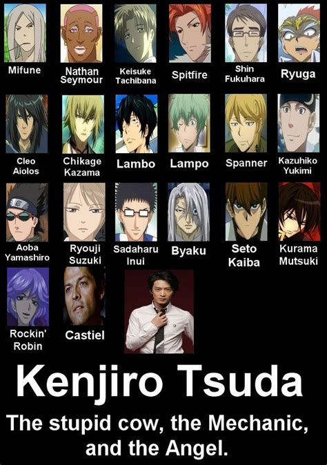 kenjiro tsuda kenjiro tsuda anime voice pinterest sexy plays and red