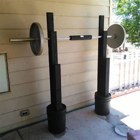 homemade bench press stand 25 best ideas about bench press rack on pinterest bench