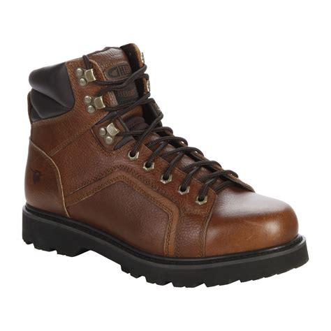 Sandal Rotan Kode A 5 steer s kode soft toe work boot wide width brown shop your way shopping