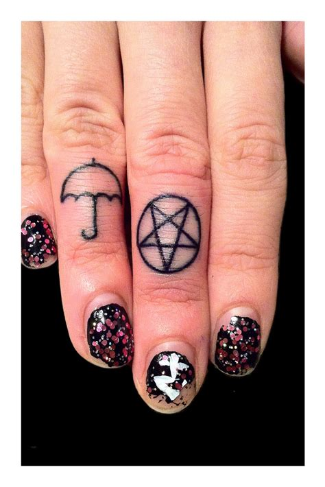 finger design tattoos best area finger tattoos
