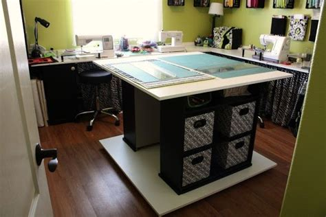 sewing table with ironing board pin by joann lloyd on sewing room ideas