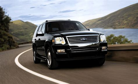 Ford Explorer 2008 by Car And Driver