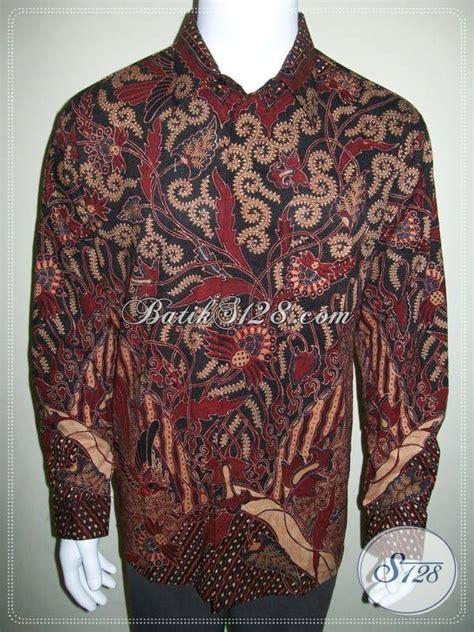 Kandang Kucing Ukuran Xl jual baju batik pria ukuran besar lengan panjang lp432ct