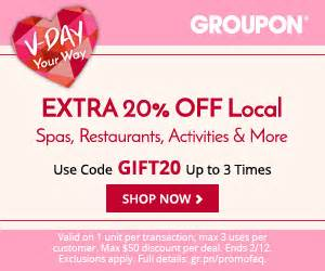 valentines groupon groupon valentines 28 images groupon coupon code save