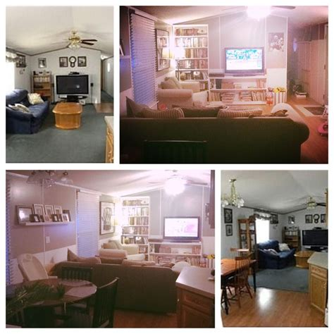 Before And After Makeover Pictures Of Our Single More Before And After Makeover Pictures Of Our Single Wide