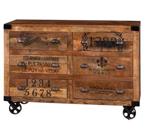 cassettiere etniche cassettiere etniche on line prezzi cassettiere in legno