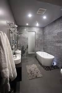 graues badezimmer 20 idee di arredamento bagno in grigio mondodesign it