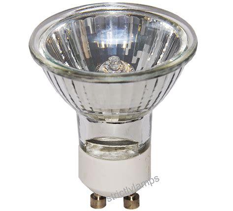gu10 50w halogen light bulbs 10 x eveready gu10 50w halogen light bulbs spots ebay
