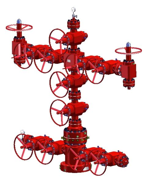 wellhead equipment and xmas tree