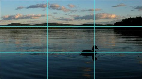 Landscape Photography Rule Of Thirds Use The Rule Of Thirds To Take Better Vacation Photos