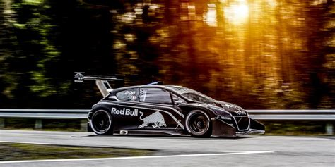 Peugeot 208 T16 Pikes Peak Will Do 0 60 MPH In 1.8 seconds