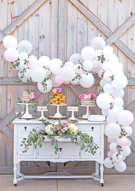 how to create a rustic dessert table for your barn wedding take a look at this gorgeous rustic wedding dessert table