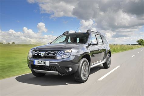 New Daster updates for new 2017 dacia duster suv announced carbuyer