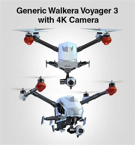 Drone Walkera Voyager 3 3d Gimbal 4k Kamera Version Baterai Vs Dji Ins top 10 best quality drones for photography