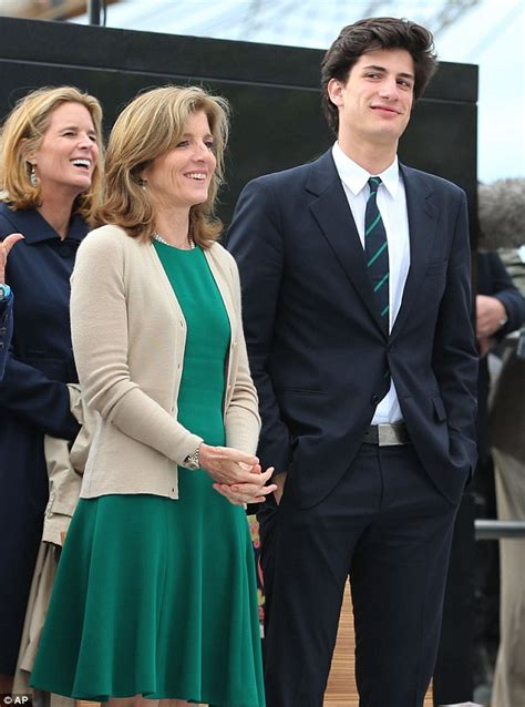 caroline kennedy s son the kennedy s and the irish celebrate the 50th anniversary