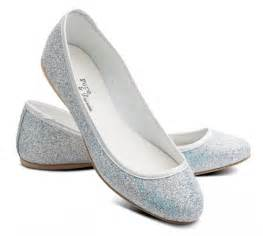 flat silver bridesmaid shoes silver glitter wedding bridesmaid