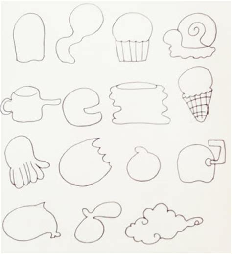 doodle ekspresi gambar koleksi gambar doodle terbaik terbaru luc
