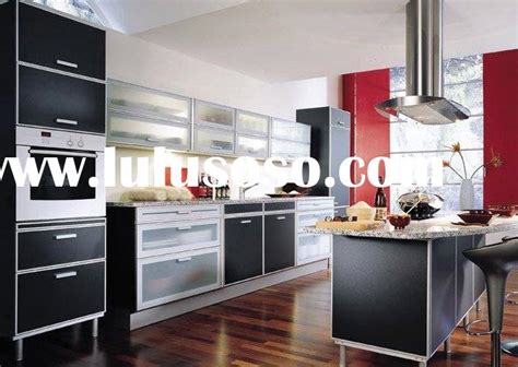 china united stainless steel kitchen cabinets worktop kitchen cabinet cabinetry with granite countertop and