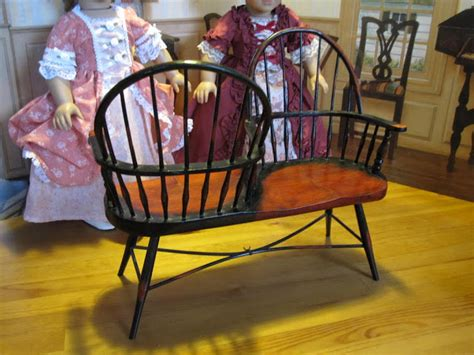 courting bench for sale the miniature historian t 234 te 224 t 234 te or courting chairs