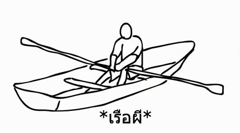 how to draw a boat paddle paddle boat drawing at getdrawings free for personal