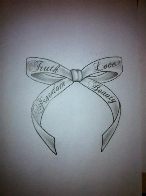 ribbon bow tattoo designs best 25 bow designs ideas on bow