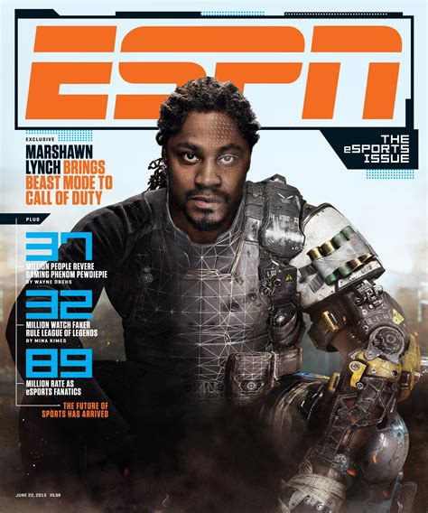 with its esports issue espn the magazine explores fast