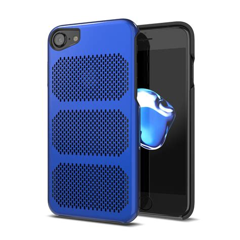 Iphone 6s 7 Compatibility by Gt For Iphone 8 Blue Black Trim Compatible With 7 6s Iom Cases