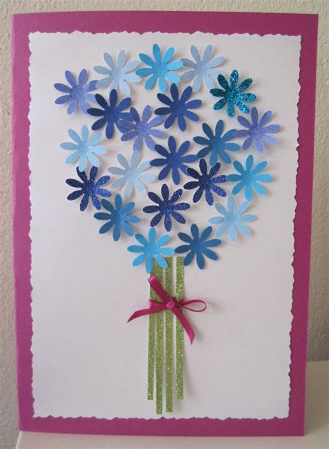 Handmade Mothers Day Cards For - best 25 handmade card ideas on
