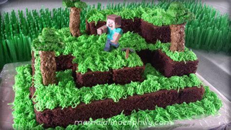 pastel decorado minecraft tortas de mine imagui