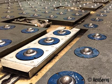 cargo floors anatomy of a freighter 12 deck floor rollers and