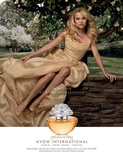 Reese Witherspoon Is An Avon by In Bloom By Reese Witherspoon Avon Perfume A Fragrance