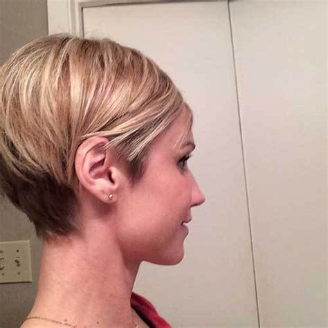 did jamie eason cut her hair 10 more chic and sexy short hairstyles crazyforus