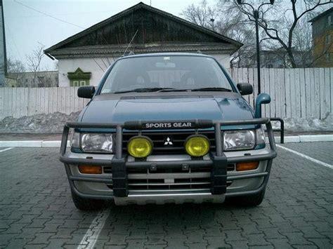 mitsubishi rvr 1995 мицубиси рвр 1995 2 литра сразу скажу что машиной