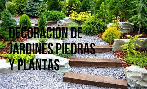 decoracion de jardin con piedras mejora la decoraci 243 n de jardines con piedras y plantas