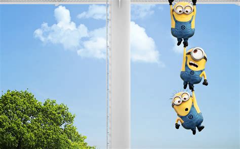 Minions despicable me wallpapers pictures photos images