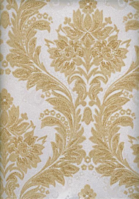 wallpaper gold damask gold and white damask pattern