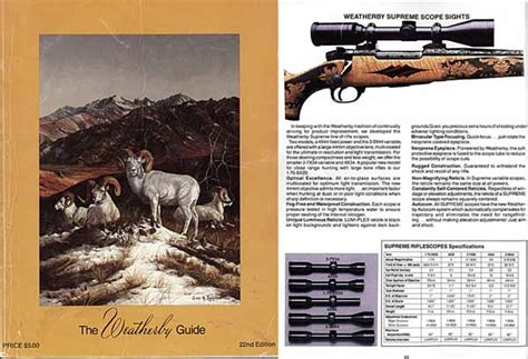 guns ammunition and tackle classic reprint books cornell publications weatherby 1985 firearms