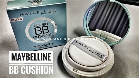 Maybelline Bb Cushion Di Counter maybelline bb cushion from lazada
